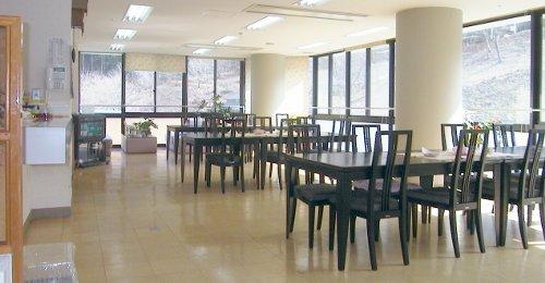 ケアハウス食堂